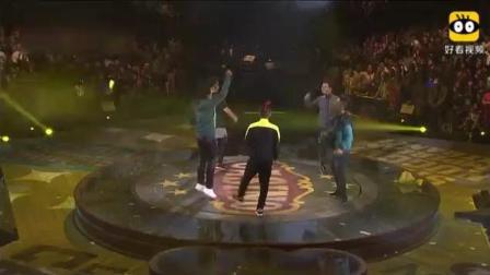 古惑仔五兄弟演唱《友情岁月》! 据说他们的真爱粉都还没出来!