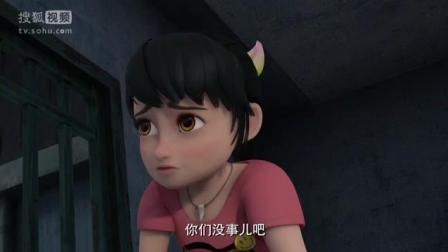熊出没之探险日记: 赵琳展示神偷术, 回形针开锁