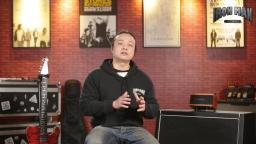 铁人音乐频道乐器测评-Music Cube 音乐魔方 Tiny Box 电吉他音箱
