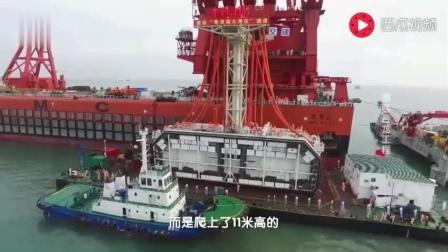 港珠澳大桥海底隧道合拢场面壮观, 中国人才是工程界的全球第一