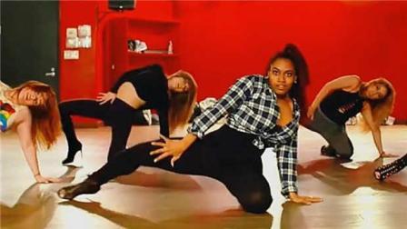 Aisha Francis 编舞《Pour Some Sugar On Me》Millennium Dance Complex Urban Dance