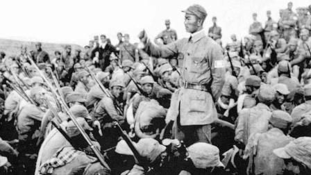 二江说历史 解放军著名将领   周希汉