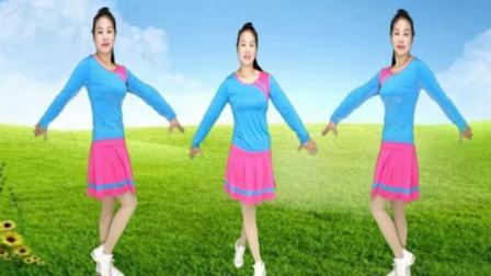 丹阳里庄美女演绎32步原创舞《今夜的你又在和谁约会》
