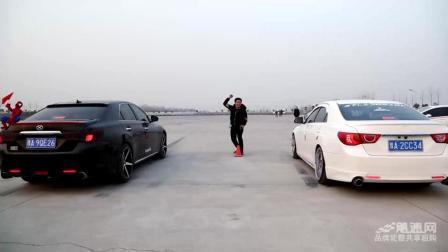 郑州锐志车友会2017年会聚会视频 2018.01.01