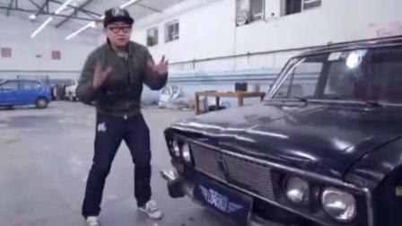 李老鼠说车: 战斗民族的拉达老车, 内饰很有年代感