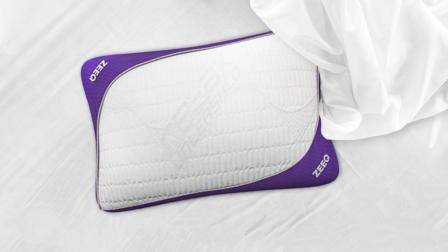 同伴晚上睡觉打鼾睡不着? 这个枕头让他的鼾声消失于无形!