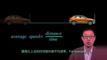 2 速率 Speed IGCSE 物理