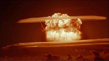 在南极点冰层下引爆核弹! 冰与火的冲突, 谁更胜一筹?