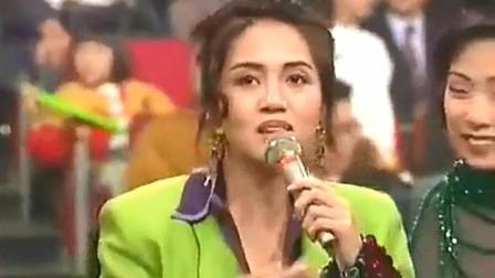 珍贵视频: 梅艳芳、刘德华现场飙歌, 深厚唱功感染全场
