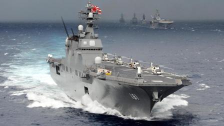 日本航母总算露出真正实力, 骗过全世界对辽宁号亮出杀招