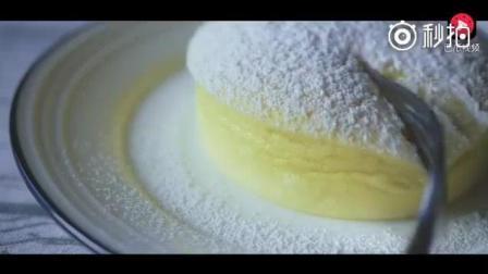 超简单的酸奶蛋糕制作方法, 口感细腻爽滑, 甜而不腻, 好吃到停不下来