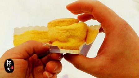 教你用糯米粉做蛋糕, 和海绵一样松软, 做法简单, 一学就会!