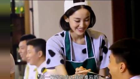 谢娜赵丽颖和空少们一起吃饭, 看见谢娜赵丽颖疯狂了!