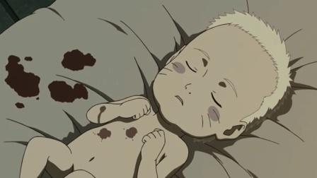 火影忍者: 鸣人妈妈在临死前让小鸣人预防自来也老师?