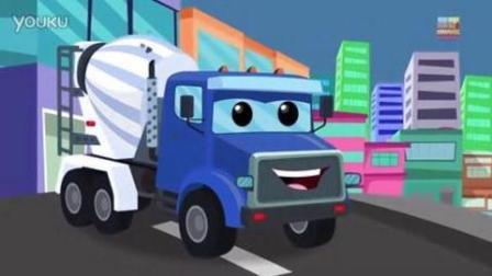 工程车 叉车 大铲车 水泥搅拌车 挖掘机工作视频 汽车战僵尸