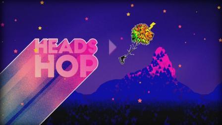 跳跃的脑袋 Heads Hop 游戏演练 手游酷玩