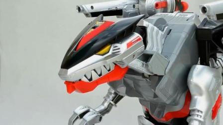 模玩欣赏-超级战队 未来战队 DX 机器人