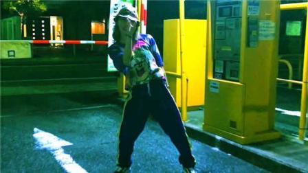胡小路 编舞《What A Girl Like》Urban Dance#这就是街舞#