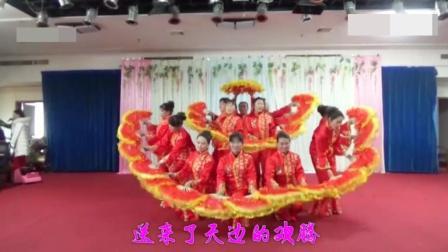 扇子舞《好日子》, 我想知道这是谁编的舞蹈!