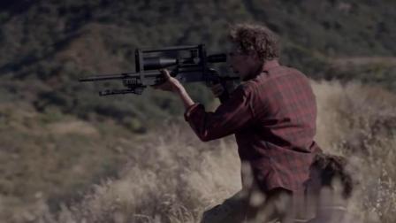这一枪证明了王牌狙击手, 总有一个超牛掰的师傅