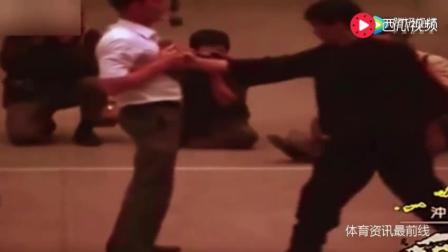 李小龙唯一的比赛视频, 唯一把泰森吓一跳的对手