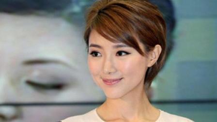 当年的港姐马赛, 虽受TVB力捧, 但因三角恋风波移居内陆