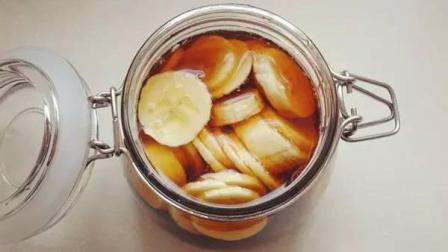 大妈自创香蕉醋减肥法, 每天2勺排毒减脂, 越吃越瘦