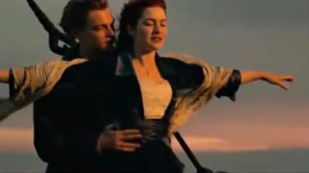 经典爱情电影《泰坦尼克号》告诉我们一定不要在公共场合秀恩爱