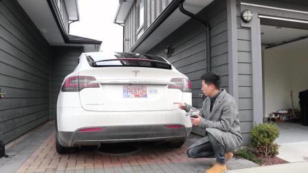 叽歪车评22 加拿大体验特斯拉Model X