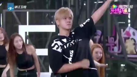 帅了, 亚洲舞王罗志祥竟可以这样跳舞, 吓坏优我少女!