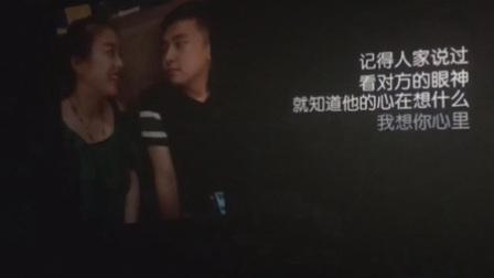 麥子傳媒 太甜膩淮南一電影院偶遇超浪漫求婚