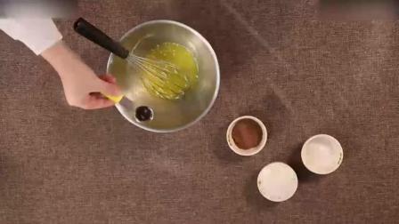 烘焙视频红丝绒玛德琳蛋糕的做法西点蛋糕