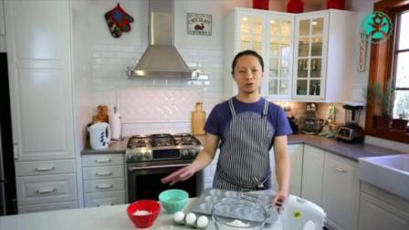 蛋糕简单做法 蛋糕面包的做法 烘焙入门食谱