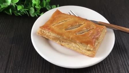 君之烘焙牛奶面包视频教程 千层肉松派的制作方法bn0 思迅烘焙之星9教程