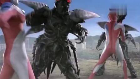 这怪兽和奥特曼是走错片场了吧, 多重影分身看得我一脸懵
