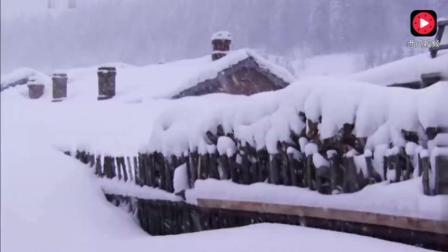 舌尖上中国: 寒冷的东北农村, 一家人围着火吃铁锅炖鱼, 真享受!