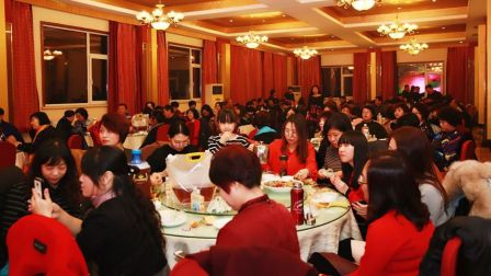 天津静海马蹄铁户外运动俱乐部第一届年会
