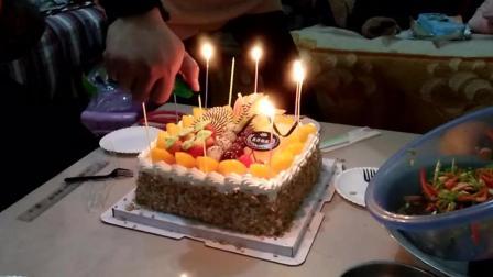 妹妹的生日蛋糕20180119