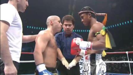 铁拳对铁腿! 泰拳王子播求 vs 希腊小光头赞比迪斯