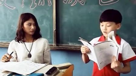 小学生一篇作文, 差点气哭语文老师