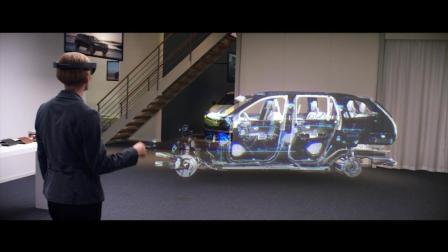 虚拟现实VR/MR/AR技术展示: 定义汽车发展的未来