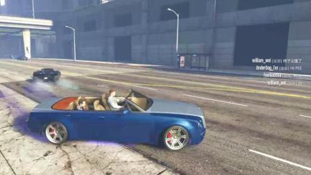 亚当熊GTA5线上, 熊哥和小煜做运输任务碰到各种磨难