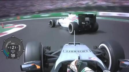 F1赛车究竟可以跑多快? 职业车手第一视角告诉你答案!