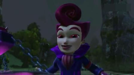 猪猪侠: 玫瑰王子遭到背叛! 把魔龙王召唤了出来!