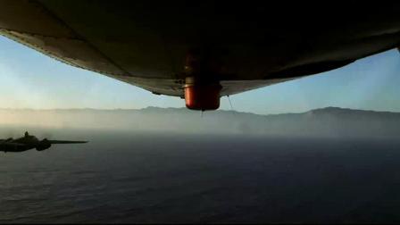 《珍珠港》美军主动出击,空袭日本,高射炮重击飞机