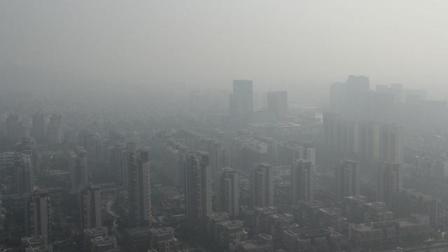 """韩国首尔雾霾严重, 韩国居然说是""""受中国空气的影响""""! 你怎么看"""