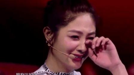 蒙面歌手上台唱了几句, 台下观众都落下了泪水, 到底谁来了?