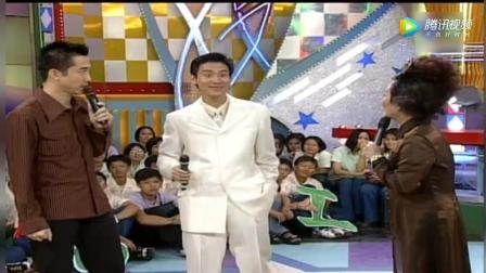 也只有他能请张学友上综艺了, 歌神连这歌都能唱真的服!