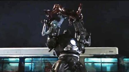 最爱钢铁侠的机智 钢铁侠VS铁霸王 我打不过你 但我有办法干掉你
