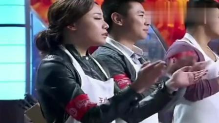 舌尖上的中国: 拉面大师上台PK, 地狱厨神刘一帆终于低调一次!